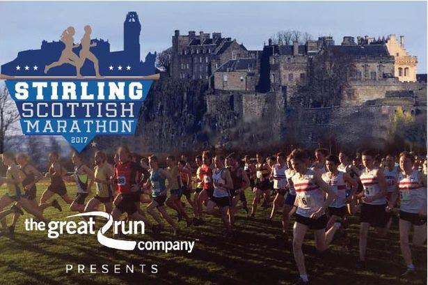 Stirling Marathon Volunteer Recruitment