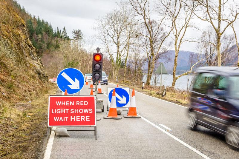 Cornton road closed April 30th- May 10th