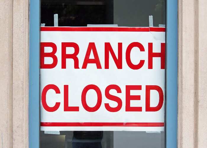 Bank Closures in Bridge of Allan – How to Complain