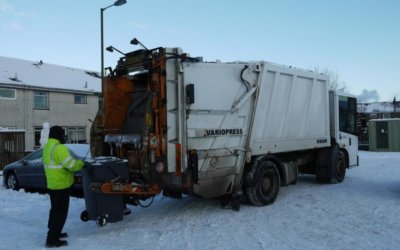 Updated Waste Collection Calendar