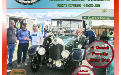 Classic Car Show – 13th May 2018
