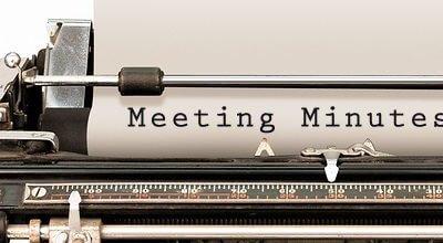 May Meeting Minutes 2021
