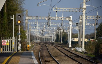 Stirling-Dunblane-Alloa Rail Line Electrification update