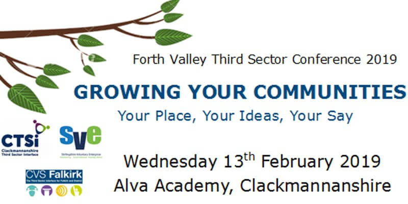 Forth Valley Third Sector Conference 2019