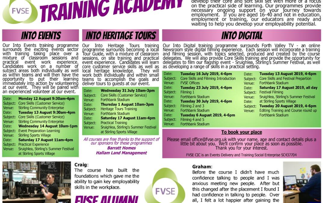 FVSE Training Academy