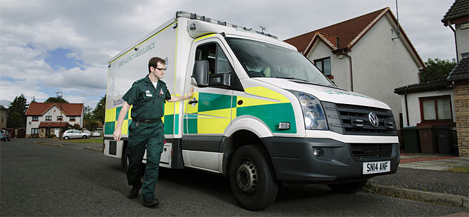 Scottish Ambulance Service – New Clinical Response Model