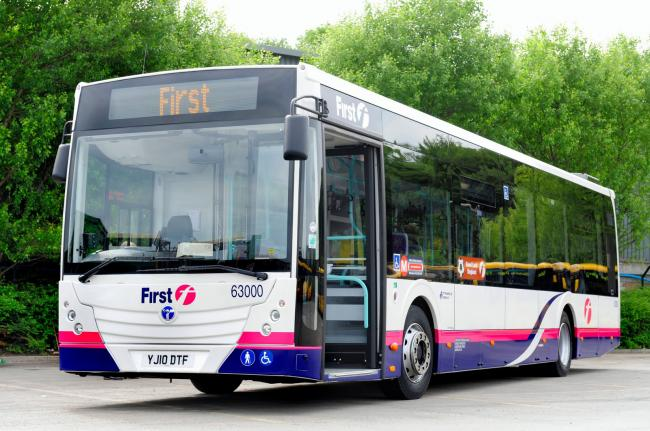 Latest First Bus Information