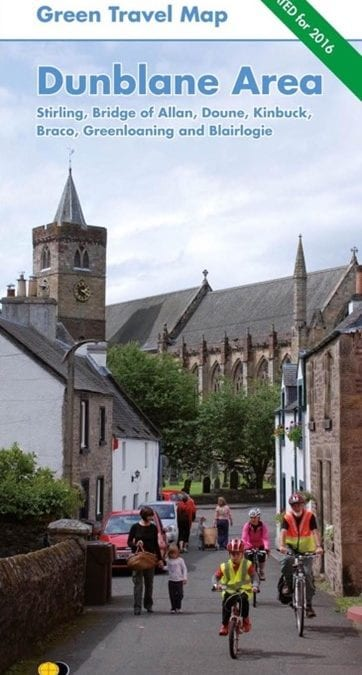 Dunblane Area Maps Update – give your comments