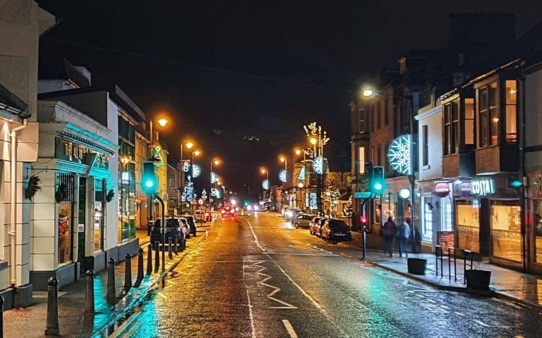 Christmas Lights Fundraising Appeal